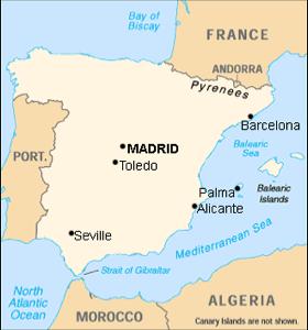 Herping in Spain